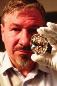 The Cullinan Diamond aka The Star of South Africa