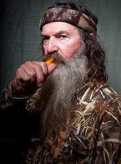 Phil Robertson, Duck Dynasty, A&E, and GLAAD: see what Dunamis power does in a dying culture!