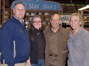 Congressman Peter DeFazio Delivers Soft Star Shoes