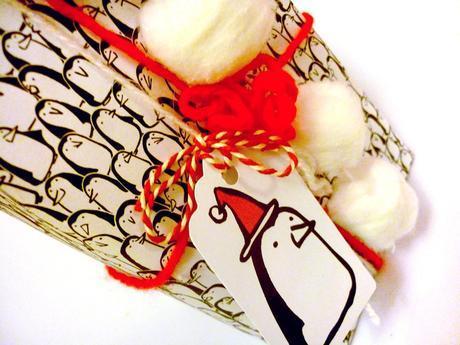 A Handmade Christmas: GIFT WRAP