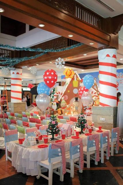Christmas Themed 1st Birthday Party.Christmas Themed 1st Onederland Birthday A First Christmas Wished