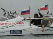 Pacific Ocean Row: Fedor Konyukhov Returning Chile