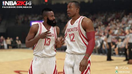 NBA 2K14 next-gen receives new patch