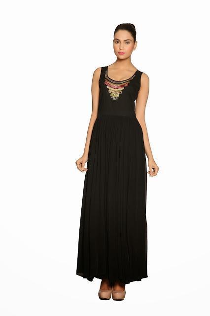 Chic Cocktail Dresses By Ritu Kumar