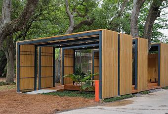 Building Modern Pavilions Paperblog