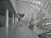 Shenzhen's Futuristic Airport Terminal