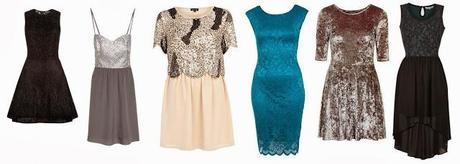 Fashion Ideas, The Christmas Party Dress