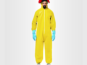 Breaking Hazmat Suit Costume