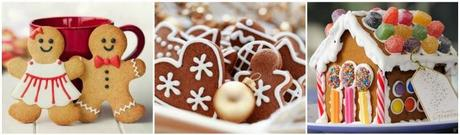 Christmas Gingerbread Recipe