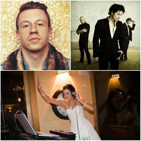 Top Ten Must Play Songs for 2014 Weddings