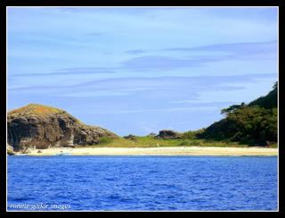 Climbing Capones Island and Lighthouse - Zambales