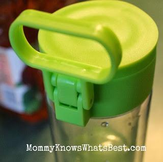 Glasstic | The Shatterproof Glass Water Bottle {Review}
