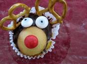 Merry Christmas! Reindeer Cupcakes
