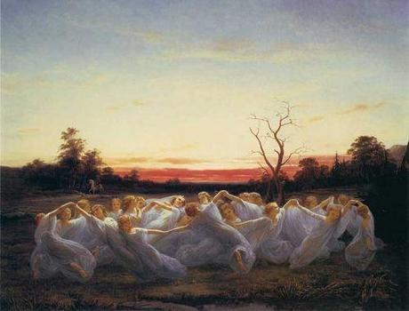 Pagan Sun Worship - Happy Winter Solstice - Happy Feast of Saturnalia