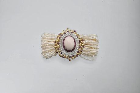 Sonal's Bijoux -Pearl Bracelet