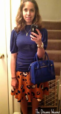 What I Wore Wednesday~ The Dreams Weaver