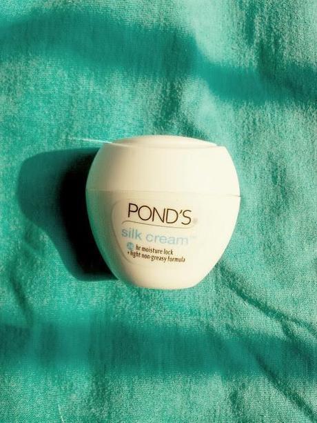 Pond's Silk Cream