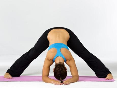 Yoga Poses For Relieving Tension Headaches Naturally Paperblog