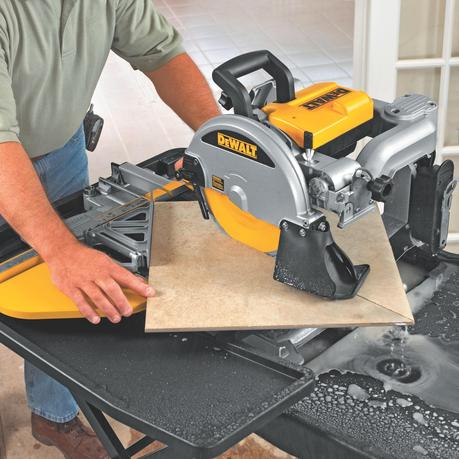 Wet/Tile Saw