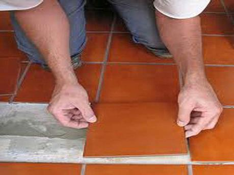 How to Tile Bathroom Floor