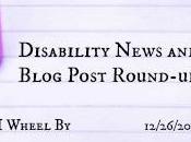 December Disability News Blog Post Round-Up
