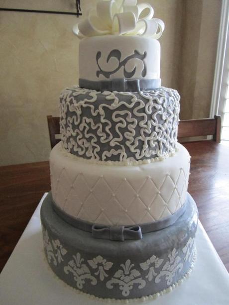 A Fifty Shades Of Grey Wedding