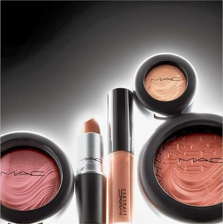 M·A·C Magnetic Nude - Glimmering Metallics and Natural Nudes