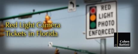 Red Light Camera Tickets In Florida U2013 Fair Game?