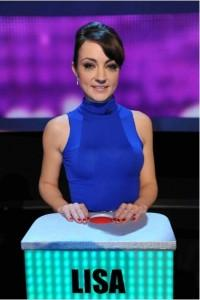 Lisa-Marie Take Me Out 2014 ITV1