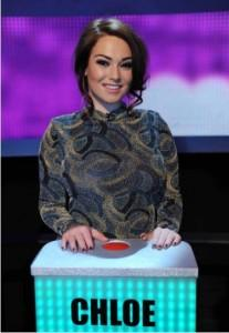 Chloe Take Me Out 2014 ITV1