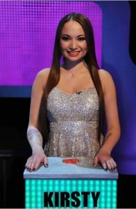 Kirsty Take Me Out 2014 ITV1