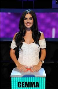 Gemma Take Me Out 2014 ITV1