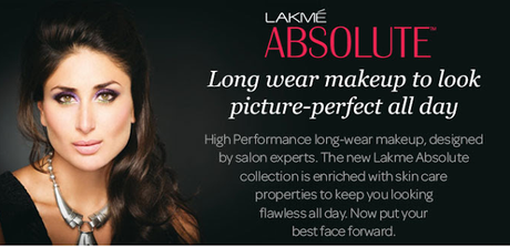 Buy Lakme Absolute Range