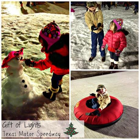 7 places to go with the kids before jan 6 paperblog for Gift of lights texas motor speedway
