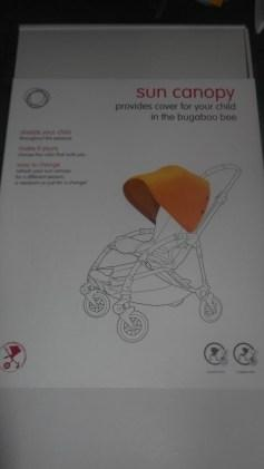 The Bugaboo Bee – Setting up and Features