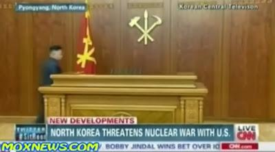 North Korea Threatens All-Out Nuclear War Upon US  (Video)