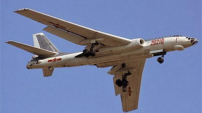 China Brags It Can Hit US Military Bases With New Nuclear Bomber (Video)