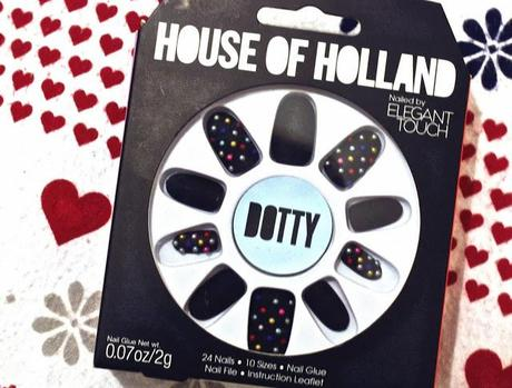 Dotty - House Of Holland Nails Review