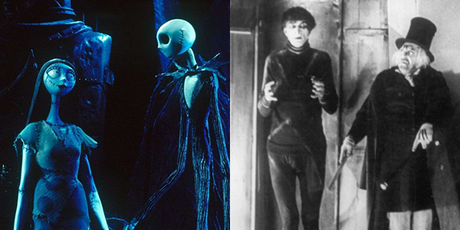Guest post: Aesthetic similarities between The Nightmare Before Christmas and German Expressionist Art