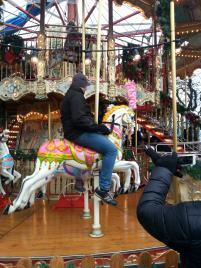 Edinburgh Christmas Market #countrykids