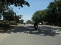 83)  Balmuri Falls & Mysore: (1/9/2013)