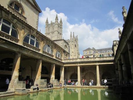 Roman Baths - Bath