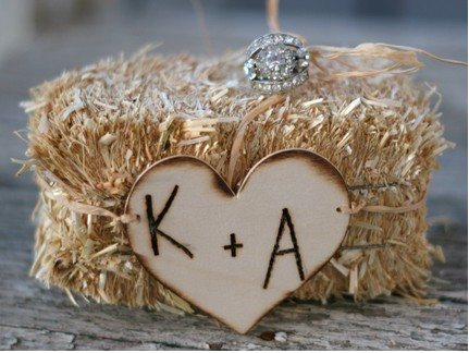 12 Ring Bearer Alternatives with a dash of Eco-Chic