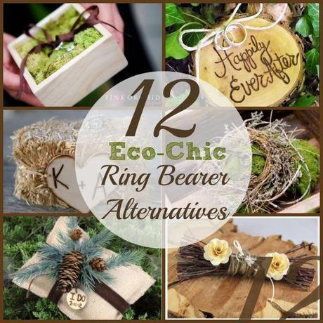 ring bearer alternatives