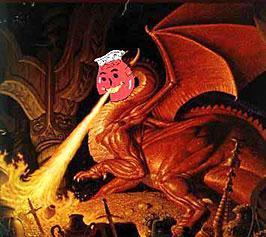 Kool-Aid Dragon