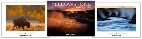 Ian Plant, Yellowstone, ebook, Dreamscapes, Yellowstone Light and Life