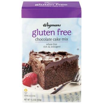Wegmans Gluten Free Cake Mix