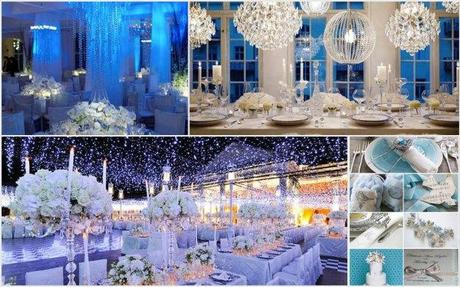 A Winter Wonderland Wedding