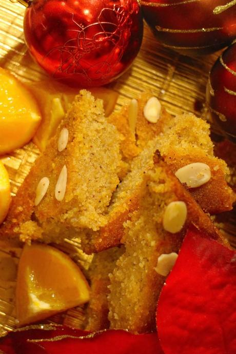 how to make halva cake
