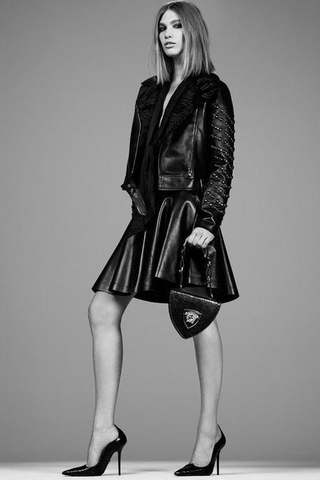 LE DONNE FORTI Versace Pre-Collection FW14